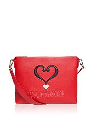 Love Moschino Bolso de mano (Rojo)