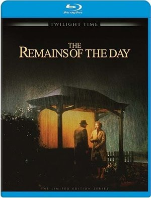 The Remains of the Day - Twilight Time [Blu ray] [1993]