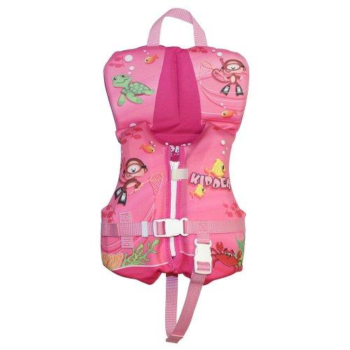Kidder Infant Biolite Life Jacket, Pink Creatures