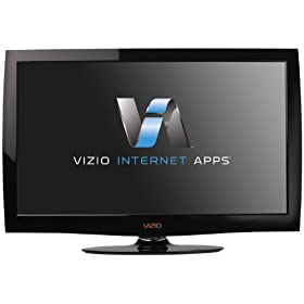 VIZIO M470NV 47-Inch 1080p LED LCD HDTV with VIZIO  Internet Application, Black