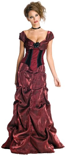 Dark Rose Costume Dress