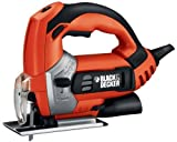 Black & Decker JS600K Variable Speed Jig Saw Kit image