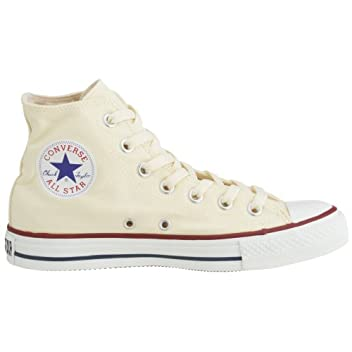 Chuck Taylor All-Star Hi Canvas: White