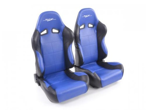 FK-Automotive-Sige-Sport-SCE-Sportive-2-Set-1xgauche1xdroit-BleuNoir