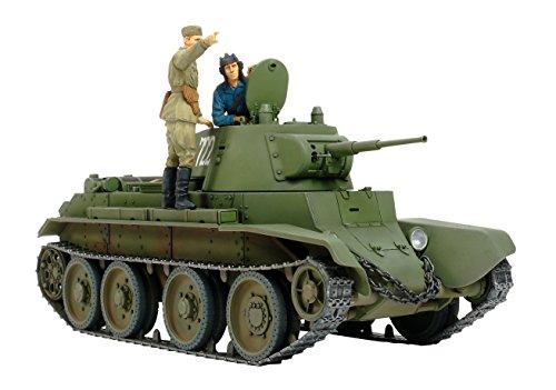 Tamiya-300035327-135-BT-7-Model-1937-Plastikmodellbausatz