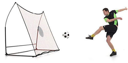 QUICKPLAY Spot Elite Rete da Calcio 2.4 x 1.5m