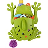 Precious Boon Frog Pod Bath Toy Scoop with accompanying Set of 10 KiddiSafe Door Stoppers