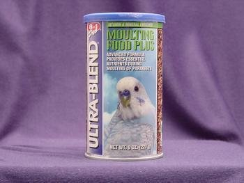 Cheap Top Quality Parakeet Ultrablend Moulting Food 8oz (TDPS7914)