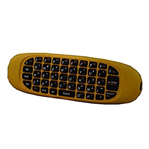 QHGstore-Mini-Remote-Control-24G-Wireless-Keyboard-Air-Mouse-pour-Android-IOS-TV-Box-PC