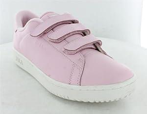 Fila - Zapatillas para mujer, color rosa, talla 3.5 UK