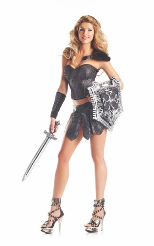 Be Wicked Costumes Women's Gorgeous Gladiatrix Costume