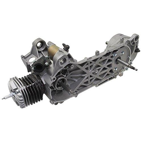 Xfight-Parts-RumpfmotorTeilmotor-1E40QMB-12-Zoll-788mm-Antriebsriemenlaenge-Trommelbremse-hinten-2Takt-50ccm-AC