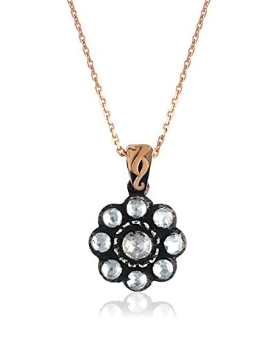 Divas Diamond Collar Gold Diamond