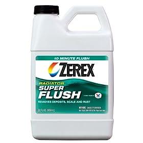Zerex ZXC01 Super Radiator Flush - 22 oz.