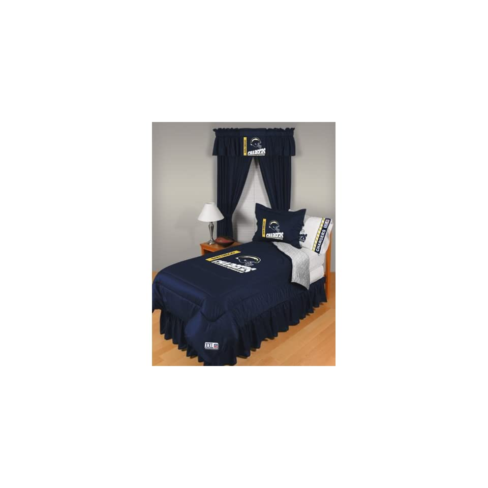 LockerRoom Bed in a Bag San Diego Chargers
