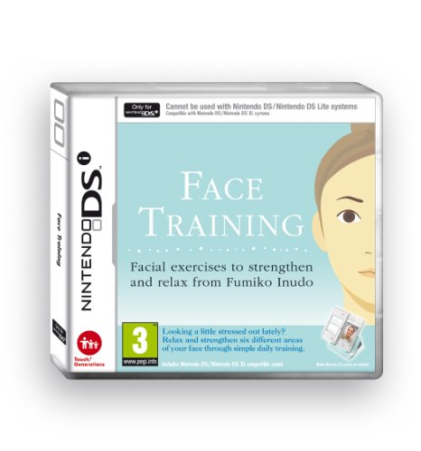 Face Training (UK Edition DSi and DSi XL ONLY) WILL NOT WORK WITH US SYSTEMS, OR NINTENDO DS OR DSLite SYSTEMS - 1