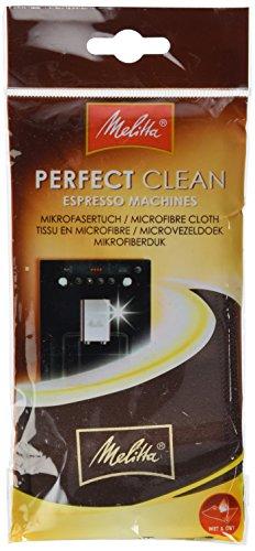 Melitta, 204939, Panno in microfibra Perfect Clean, adatto per la pulizia di macchine del caffè