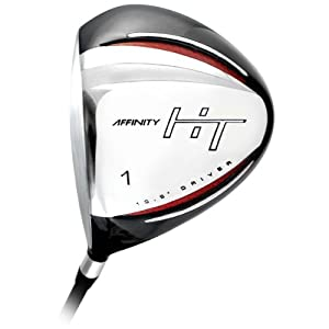 Affinity HT 3 9 Mens Left-Hand Combo by Affinity Golf