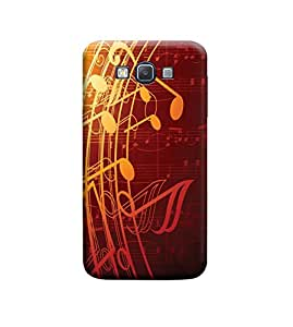 Ebby Premium Back Cover For Samsung Galaxy A7(Designer Case)