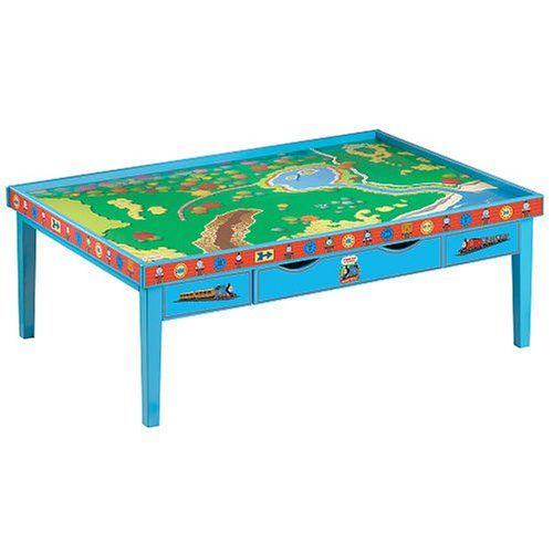 Thomas Stars All Aboard Train Table with Playboard