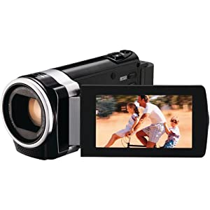 JVC Everio GZ-HM440 HD Flash Memory Camcorder (Black)