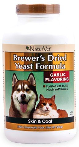 Brewers Yeast & Garlic - 1000 Tabs