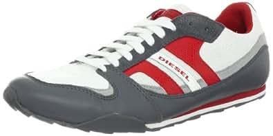 Amazon.com: Diesel Men's Gunner Fashion Sneaker,white ...