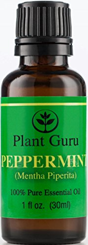 Peppermint Essential Oil 30 Ml. (1 Oz.) 100% Pure, Undiluted, Therapeutic Grade.