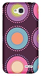 TrilMil Printed Designer Mobile Case Back Cover For LG L90