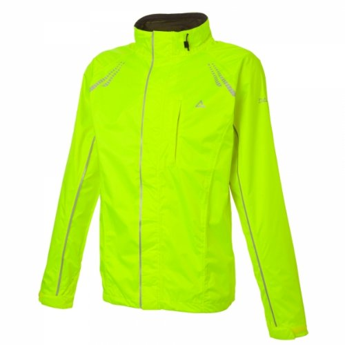 Dare 2B Men's Rotation Breathable Waterproof Jacket - Fluro Yellow, Large