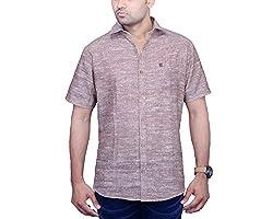 Moshi Men's Casual Shirt (Large)