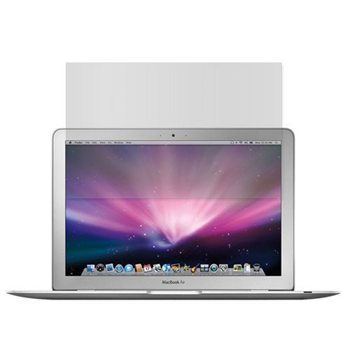 SODIAL(TM) Reusable LCD Screen Protector for Apple Macbook, Macbook Air Laptop 13.3-Inch Widescreen LCD