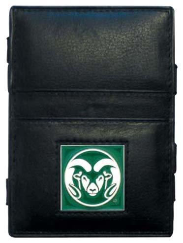 NCAA Colorado State Rams Jacob's Ladder Wallet