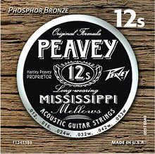 Peavey Phosphor Bronze-Balanced Acoustic Guitar Strings 11S