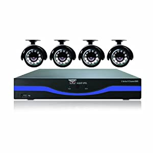 Amazon.com : Night Owl Security L-85-4511 8-Channel 960H DVR with