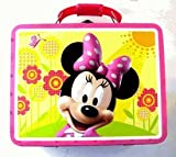 Minnie Mouse Lunch Box - Minnie Mouse Tin Box