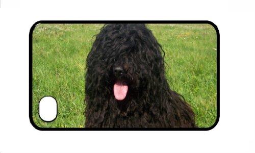 Zona Puli IPHONE 5, motivo: cane, 201, colore: nero