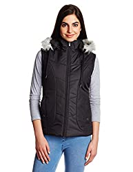 Fort Collins Women's Parka Jacket (39302-AZ_BLACK_XL)