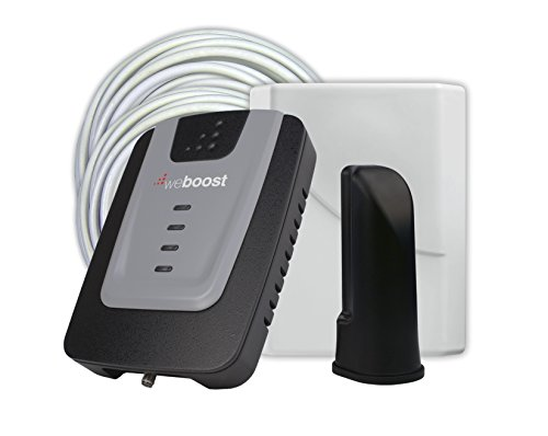 weBoost Home 4G Cell Phone Signal Booster for Home and Office - Enhance Your Signal up to 32x. Can Cover up to 1500 sq ft or Small Home. For Multiple Devices and Users. (Boost Mobile Best Phones compare prices)