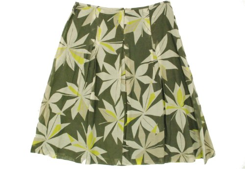 Calvin Klein A-Line Skirt Bonsai Multi 10