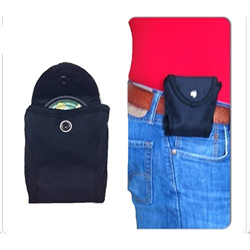 Snuff tobacco Pouch Holster (Tobacco Can Belt Holder compare prices)