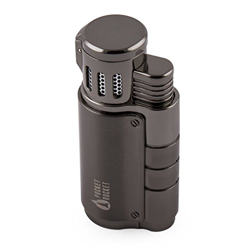 pocket-rockettm-triple-flame-jet-cigarette-lighter-with-cigar-punch