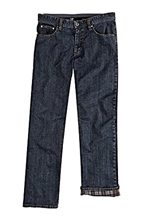 JP 1880 Herren Thermojeans, Regular Fit, 68925592, blue denim, 54