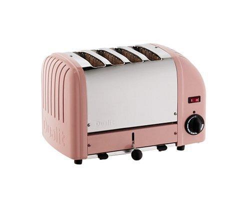 Dualit 4 Slice Toaster Petal Pink 40351