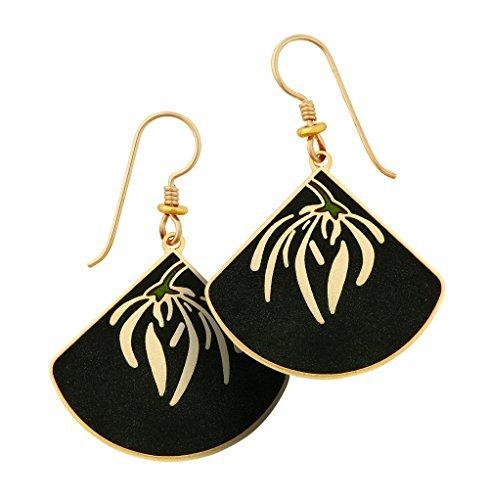 laurel-burch-willow-fan-earrings-in-black