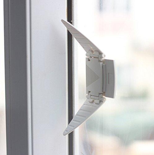 Safety Baby Proofing Safe Secure Sliding Window Door Closet Lock