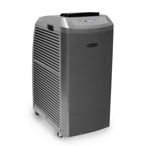 Soleus Air #HCB-P11-A, 11,000 BTU Portable Air Conditioner, Graphite color