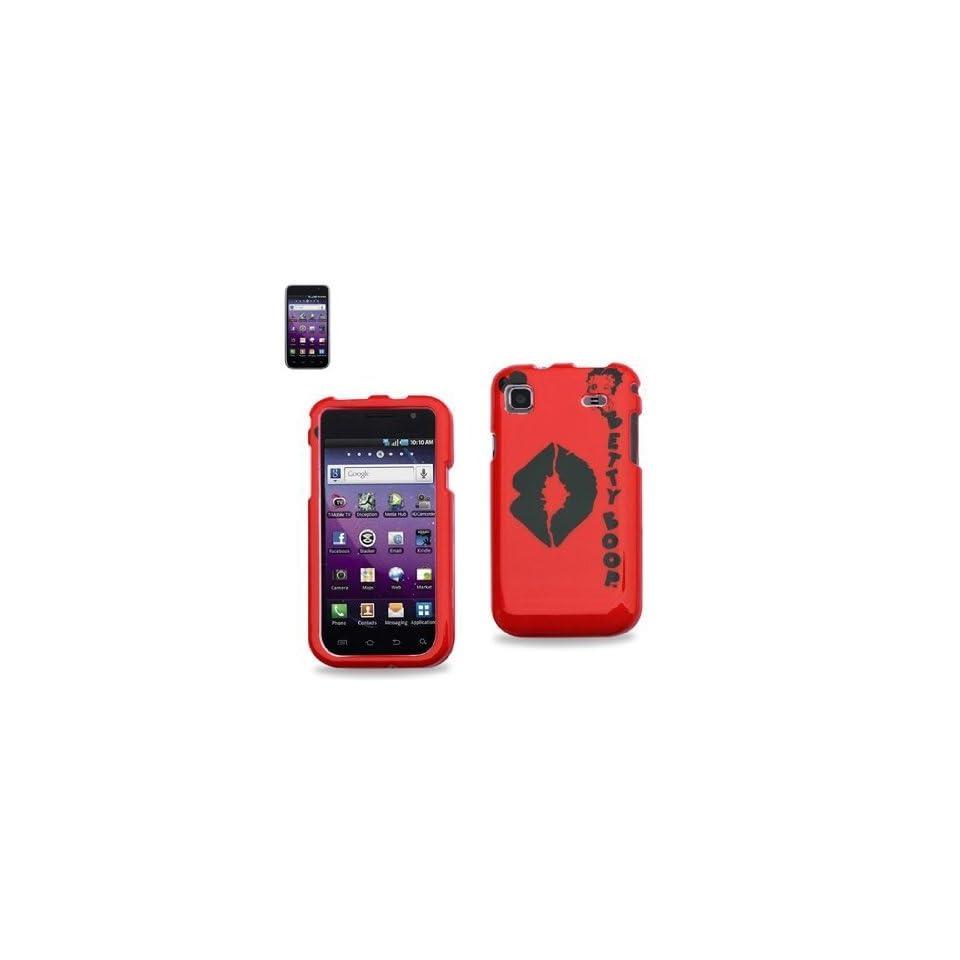 Reiko 1DPC SAMT959V B483 1D Protector Cover for Samsung Vibrant and Galaxy S