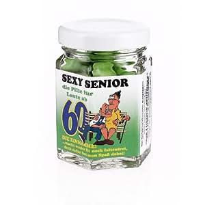 Lustige Apotheke SEXY SENIOR PILLE 60