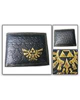 Mens Bioworld Legend of Zelda Embossed/Printed Bi-fold Wallet